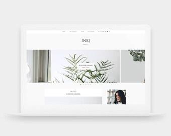 SALE! Inej | Responsive Blogger Template