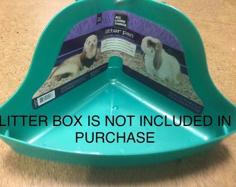 liners for corner litter boxpee padspotty pads