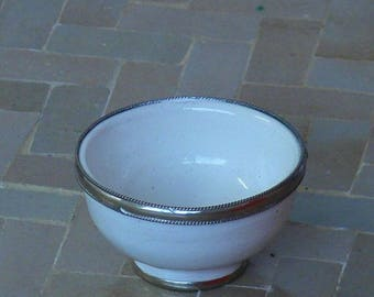 Moroccan Oriental ceramic dish bowl Fruit salad Cereal Ø 7.5 cm