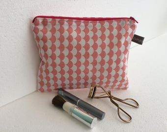 Makeup bag - cosmetic pouch**Free shipping**