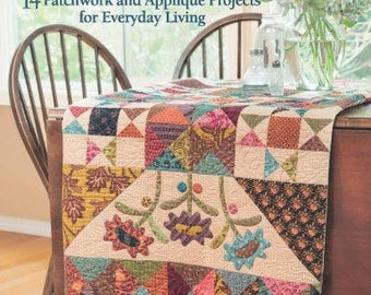 Simple Appeal 14 Patchwork and Applique Projects for Every Day