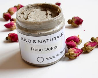 Rose Detox Mud Mask