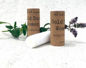 Gold Dust Woman Solid Perfume