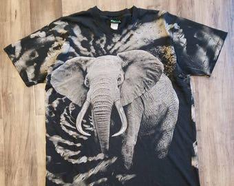 Radical Nature Elephant Tee Size XL