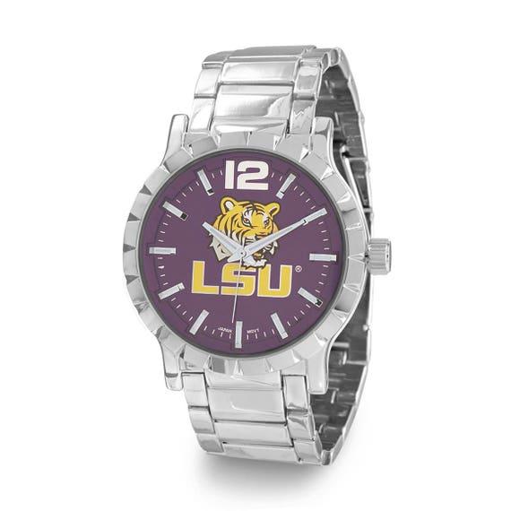 Collegiate Licensed Louisiana State University Men's Fashion Watch