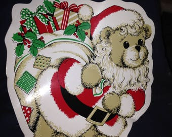 Vintage Christmas Placemat