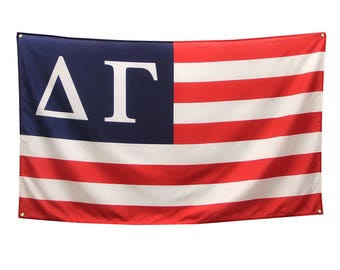 Delta Gamma USA Flag