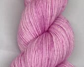 Candyfloss - Hand Dyed Yarn 100g, Sock Weight