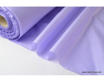 Water repellent for umbrella x50cm purple polyester fabric