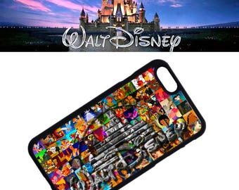 New 2017 Model Disney case fits Iphone 6 & 6s cover hard mobile phone apple.