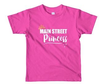 Main Street Princess Kids T-Shirt