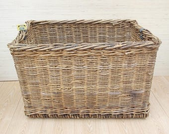 Vintage Mill Basket
