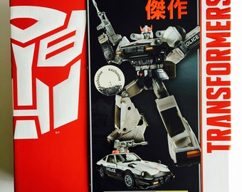 Transformers Masterpiece MP-04 Prowl Action Figure