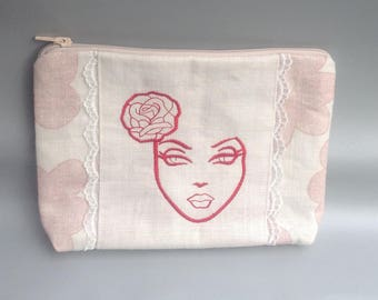 Make-up bag/ cosmetics bag/ travel bags