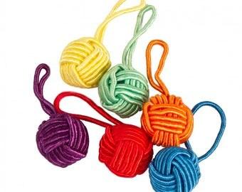 HiyaHiya Yarn Ball Stitch Markers