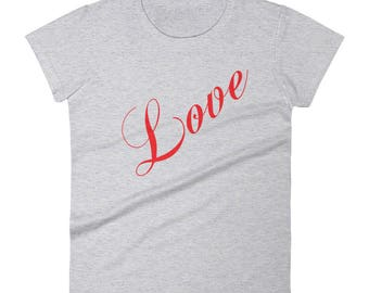 CSP Love Women's short sleeve t-shirt