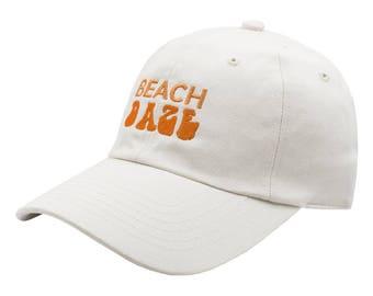 Beach Daze Dad Hat - Beige