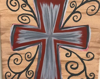 Cross Wall Hanging (painting)