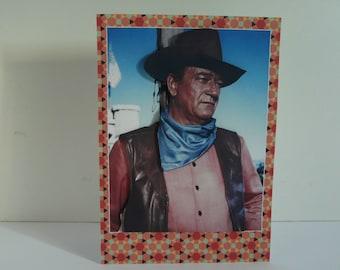 John Wayne Card