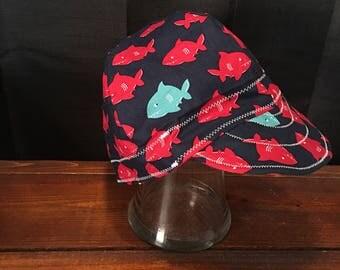 Shark Welding Cap
