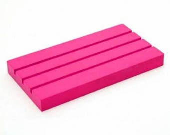 """Riley Blake """"Ruler Pal""""  by Pleasant Home  """"Hot Pink""""   Large"""