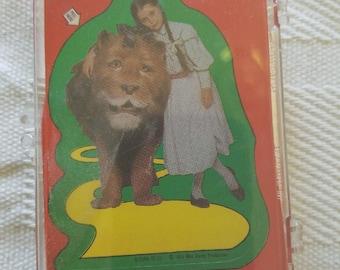 Return to Oz Trading Card sticker set