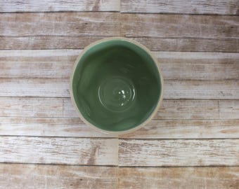 Dimpled Decorative Bowl