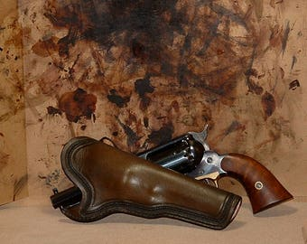 1858 Army 5.5 Cross Draw Holster