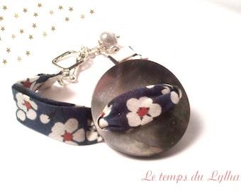 Liberty sea shell bracelet