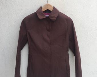 United Arrows Jacket/Brown Jacket/Size S