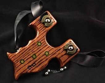 Slingshot, Wooden Slingshot, Wood Slingshot, Slingshots, Hunting Slingshot, Wooden Catapult, Custom Slingshot, Ergonomic Slingshot