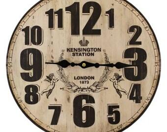 Clock - Kensington Station