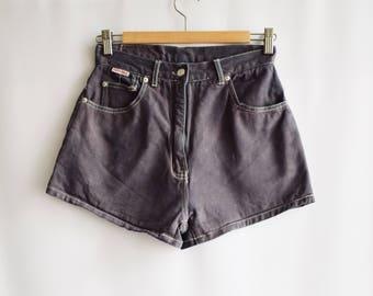 Short Vintage grey