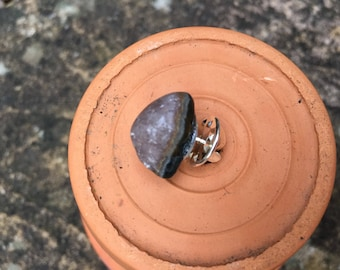 Gemstone Pin.
