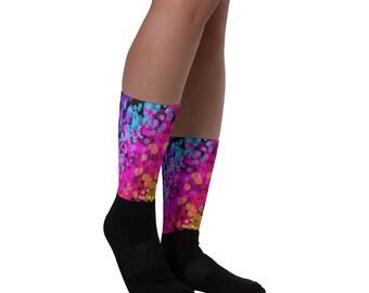 Colorful Rainbow Socks