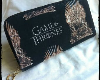 Game of thrones, women's wallet, purse