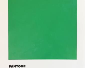 Pantone 13: Persistence until the End