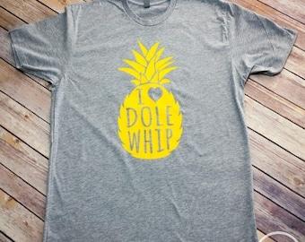 ON SALE Dole Whip T-Shirt/Disney Dole Whip Shirt/Dole Whip Unisex Shirt