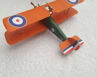 Sopwith 2F.1 Camel  1:72 Scale