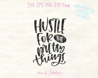 Hustle svg, mom svg, mom life svg, motivational svg, mom hustle svg, mother hustler svg, hustle svg files, boss lady svg, svg quotes