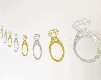 Ring garland