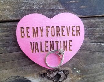 Be My Forever Valentine, Valentine Sweetheart Magnet
