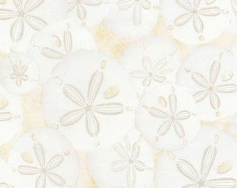 Timeless Treasures - Beach - C5352- 121475- 100% Quality Cotton by the Yard or Yardage