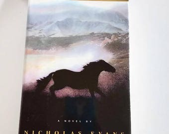 The Horse Whisperer by Nicholas Evans  Hardcover  Romance/Drama