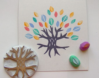 Tree of life rubber stamp, Tree of life stamp, tree stamp, tree rubber stamp, large tree of life stamp, large tree stamp, wedding stamp, diy