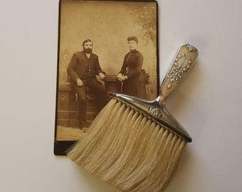 Antique Sterling Silver brush