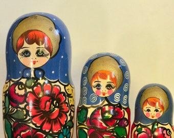 Matryoshka Doll Set