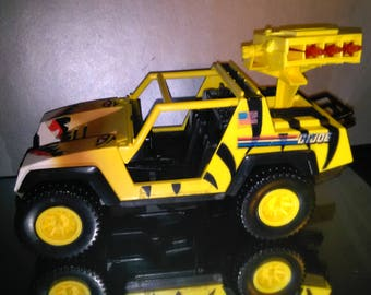 Vintage GI Joe Tiger Force Jeep  **1980's****** Check Out My other Listings