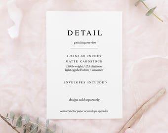 Detail Printing Service, Detail  Printing Service, Detail Printing, Printing Service, Print Service, Wedding Print Service
