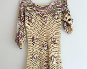 Crochet Top/Dress